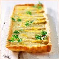 #spargel #quiche #tarte