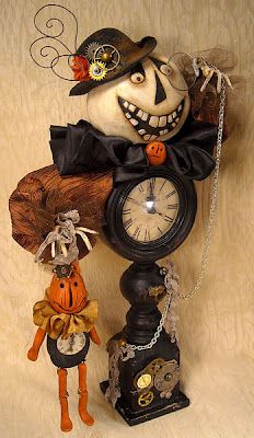 Ghoultide Prep.....by Pam Gracia ~ well hello there, this is wonderful