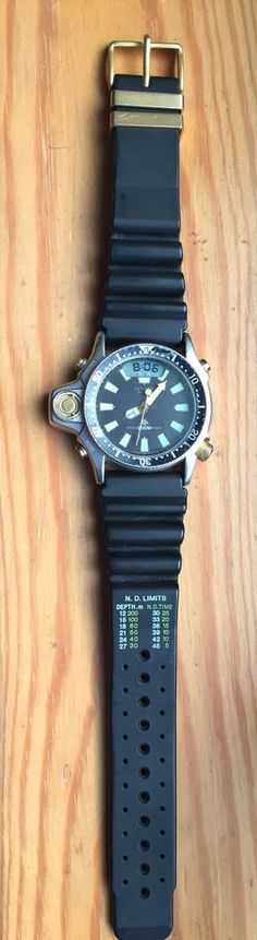 Vintage Citizen Aqualand CO22 Promaster in Jewellery & Watches, Watches, Wristwatches | eBay
