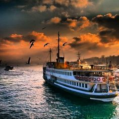 Istanbul from Karakoy