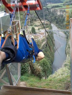 gravity canyon nz flying fox - Google Search