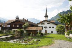 Unbedingt empfehlenswert! #Hoteltipp #Graubünden #Schweiz Das Türmlihus in Fideris