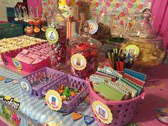 Shopkins Sweet Table Ideas
