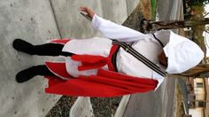 Ezio Assassins Creed Costume