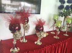 Preciosas copas rellenas con caramelos serán el detalle elegante para regalar visita nuestra boutique Veracruz y Villalengua esquina hospital Voz Andes
