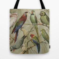Birds Tote