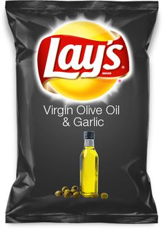 Virgin Olive Oil & Garlic
