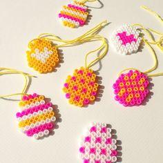 Easter eggs hama beads by studioroos