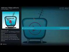 Meilleurs addons froncophones pour Kodi: Kodi Tutoriel