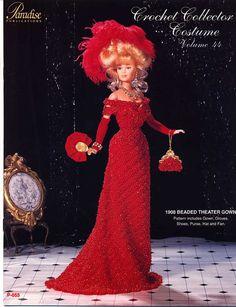 Barbie Crochê Miniaturas e Coisas Mais - De Tudo Um Pouco e Muito Mais: Paradise Collector