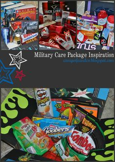 Military Care Package Themes & Ideas