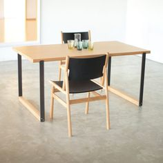Dining Table MONO | NOWHERE LIKE HOME