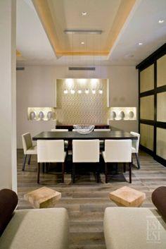Dining room modern designs