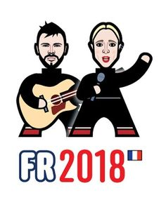 @madamemonsieur - France #destinationeurovision #eurovision @eurovisionfrnet
