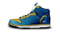 NIKE SOCIAL MEDIA SHOES AND TECHNOLOGY SNEAKERS - INTERNET EXPLORER