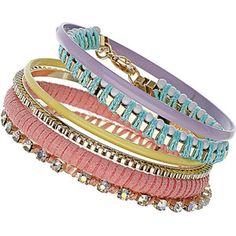 Pastel Bracelet Set
