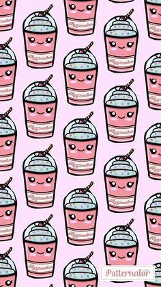 bonbons, milkshake, Starbucks, appérissant, Tumblr