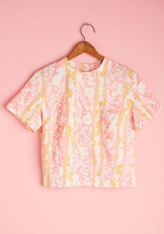 Vintage Everything in Arbor Top.   #modcloth