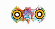 Cool Fidget Spinners, Cool Fidget Toys, Fidget Spinner Toy, Fidgit Spinner, Figet Toys, Octopus Plush, Tiger Painting, Kawaii, Shape Design