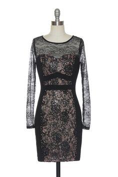 Moonlight at Midnight Dress   Vintage, Retro, Indie Style Dresses