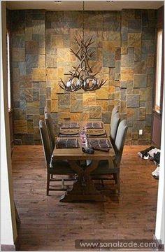 Taş Duvar Modelleri -  Ev dekorasyonunda değişikliğe gitmek isteyenler için birbirinden farklı dekoratif taş duvar modellerini bir araya getirdik. Evinizin iç cephelerinde farklı bir hava oluşturmak istiyorsanız eğer, taş duvar dekorasyonlarına göz atmanızda fayda var.