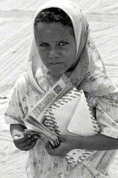 Africa: Upper Egyptian girl