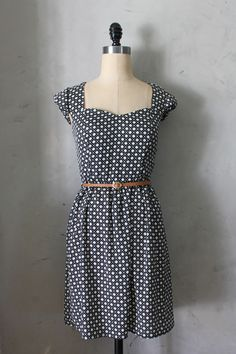Starlet Pinup Dress