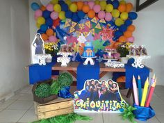 festa Chiquititas