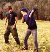 2008 Twilight bts Kellan & Rob
