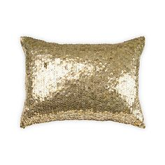 sparkly pillow ...proof that anything can SHINE and sparkle ... wowzer love it