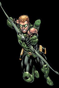 Green arrow new 52 version