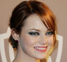 Emma Stone ♥   Dia de Beauté