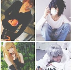 DeathNote cosplay