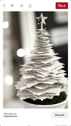 Kerstdecoratie etalage