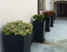 Fiber cement planter IPE by IMAGE'IN by Création CJCJ | design Fabien Joly