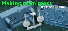 Making resin parts