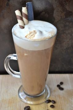 Coffee Ice-cream Float