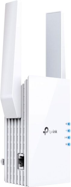 RE605X AX1800 range extender extends your router's WiFi signal to areas of your home out of range from your main router. Eliminating poor performance and keep your connected devices running at top speeds. Wifi Extender, Tp Link, Cool Things To Buy, Range, Running, Top, Products, Cool Stuff To Buy, Cookers