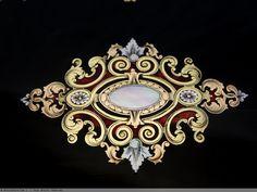 Coffret à bijoux marqueterie Boulle 3 matières Napoleon III signé VERVELLE - AnticStore Antiquités 19ème siècle - Réf.38728