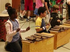 Improvising and Composing Lesson 1 - Teaching With Orff Drum Lessons, Music Lessons, Drums Quotes, Orff Arrangements, General Music Classroom, Drum Music, Music Lesson Plans, Instructional Strategies, Elementary Music