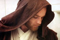 Obi-Wan Kenobi. I felt so weird watching the new trilogy and finding myself becoming attracted to Obi-Wan.