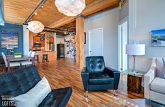 Feather Factory Lofts-2154 Dundas St W #107  | One-of-a-kind bright large authentic 1070 sf 2 bedroom SE corner loft with wrap around windows! | More info here: torontolofts.ca/feather-factory-lofts-lofts-for-sale/2154-dundas-st-w-107-1 Lofts, Feather, Corner, Bright, Windows, Bedroom, Loft Room, Loft, Feathers