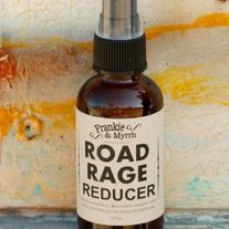 Essential oils to decrease anger and road rage. Definitely need this some days!