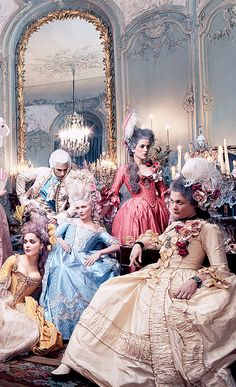 Vogue (2006), photograph by Annie Leibovitz