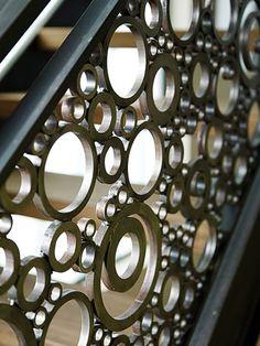 stair rail!!!! Gorgeous!