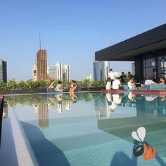Ma che bel #buongiorno! #saturdaymorning #saturday #sabato #colazione #breakfast #sun #skyline #milano #milan #piscina #swimmingpool #work #agencylife #web #website #marketing #branding #logo #design #follow #picoftheday #bestoftheday #phooftheday contact us at info@wombo.it #womboit