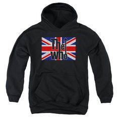 "Checkout our #LicensedGear products FREE SHIPPING + 10% OFF Coupon Code ""Official"" The Who / Flag Logo-youth Pull-over Hoodie - The Who / Flag Logo-youth Pull-over Hoodie - Price: $49.99. Buy now at https://officiallylicensedgear.com/the-who-flag-logo-youth-pull-over-hoodie"