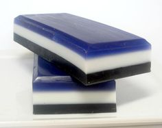 Unisex Soap  Black Linen and Amber Goats Milk by asliceofdelight, $5.25