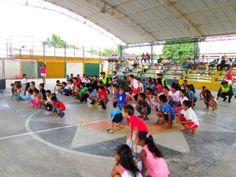 La administración municipal y las entidades presentes en el municipio se unen para homenajear a la infancia de Taraira en el mes de la Niñez y la Recreación