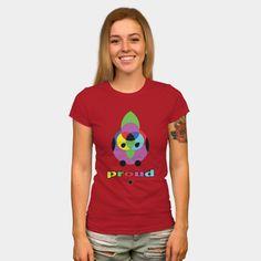 Bird ,proud T Shirt By ElArrogante Design By Humans Tank Man, Long Sleeve Tees, Plus Size, T Shirts For Women, Pullover, Bird, Hoodies, Woman, Sweaters